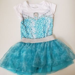 Disney's Frozen Two piece Outfit